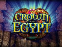 Азартная игра с бонусами Корона Египта – играть бесплатно