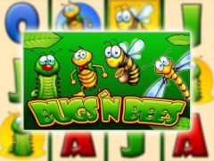 В казино игровые автоматы Bugs & Bees