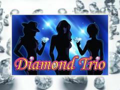 Игровой автомат Diamond Trio на деньги